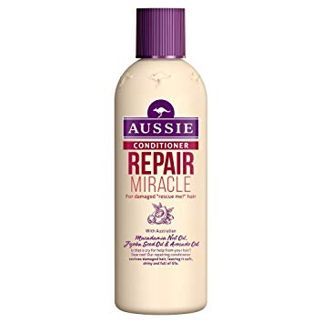 Aussie Repair Miracle Conditioner For Damaged Rescue Me Hair