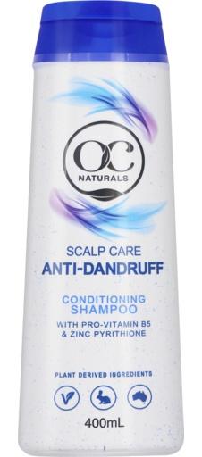 Organic Care Scalp Care Anti-Dandruff Conditioning Shampoo