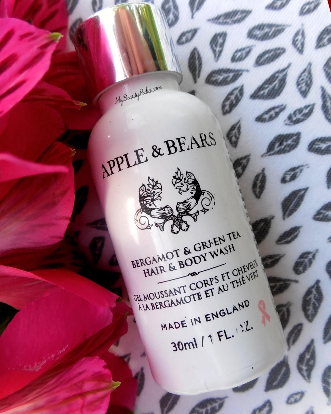 Apple & Bears Shower Gel