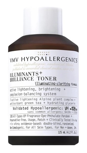 VMV HYPOALLERGENICS Illuminants+ Brilliance Toner