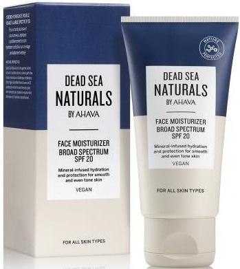 Ahava Dead Sea Naturals Face Moisturizer Broad Spectrum SPF20