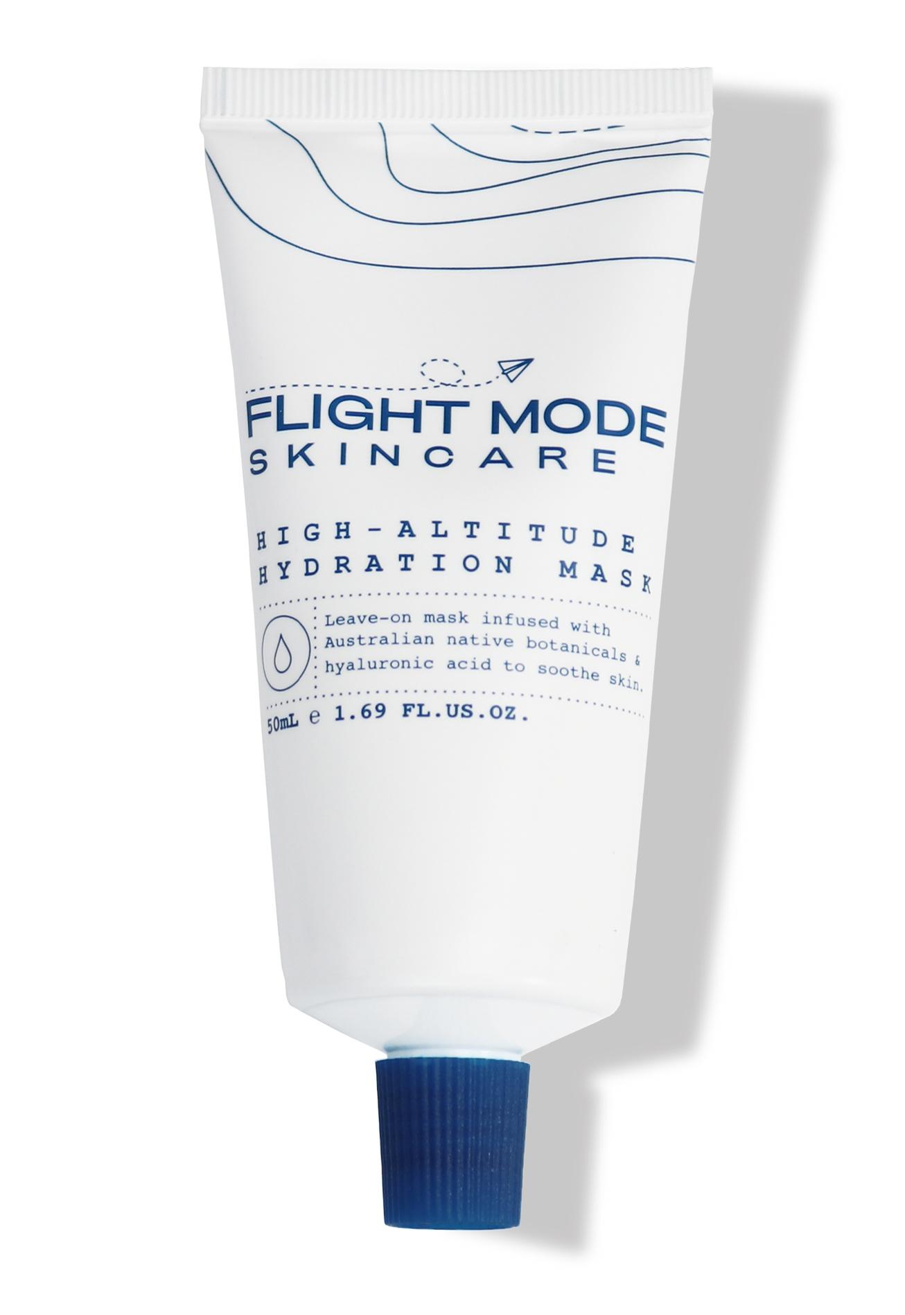 Flight Mode Skincare High-Altitude Hydration Mask