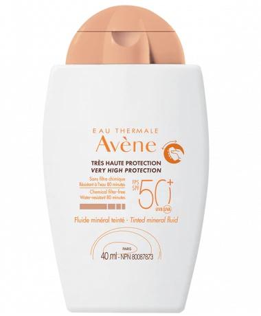 Avene Tinted Mineral Fluid Spf 50+ (Canada)