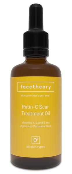 Face Theory Retin-C Retinol Scar Treatment Oil