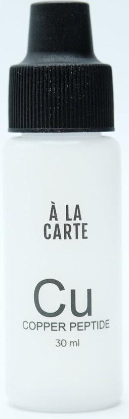 À LA CARTE 0.1% Copper Peptide