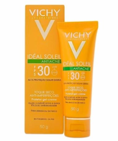 Vichy Ideal Solei Antiacne Fps 30