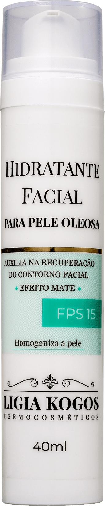 Ligia Kogos Oily Skin SPF 15 / Pele Oleosa Fps 15