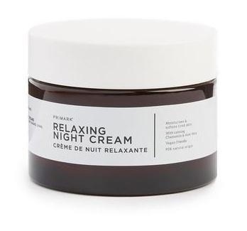 Primark Relaxing Night Cream