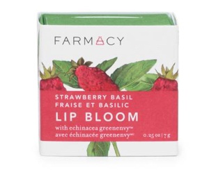 Farmacy Lip Bloom - Strawberry Basil