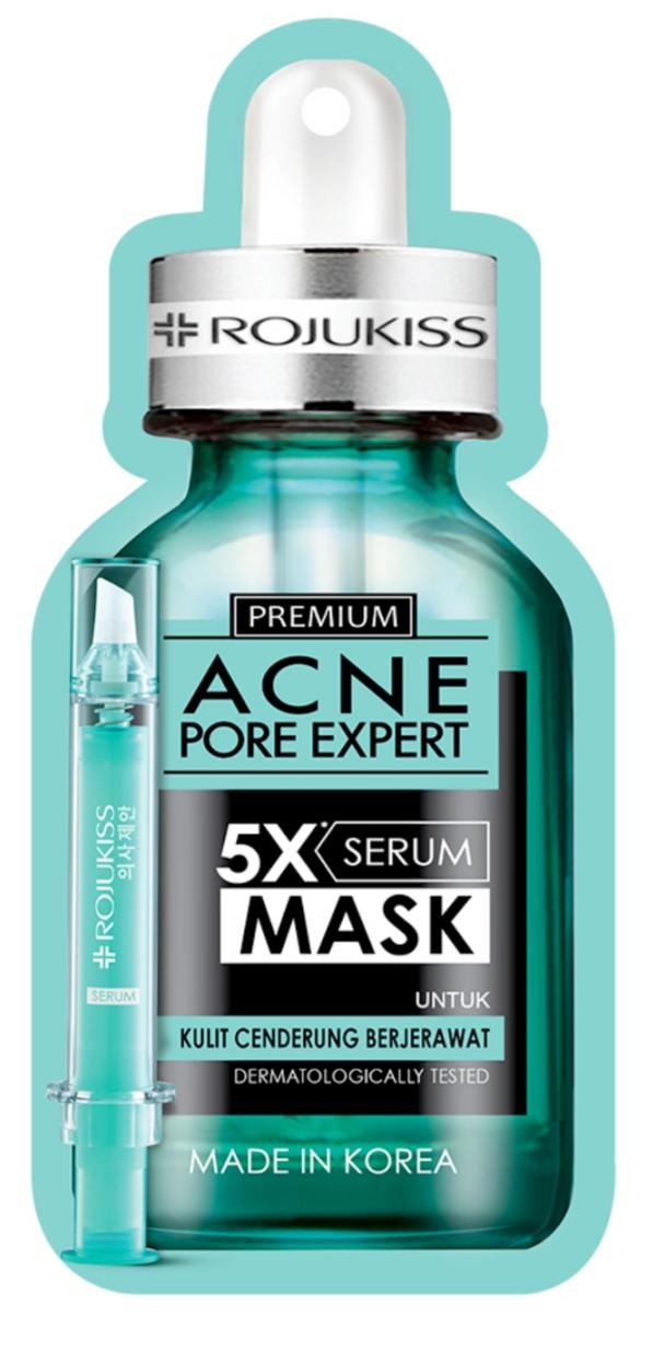 Rojukiss Acne Pore Expert 5X Serum Mask