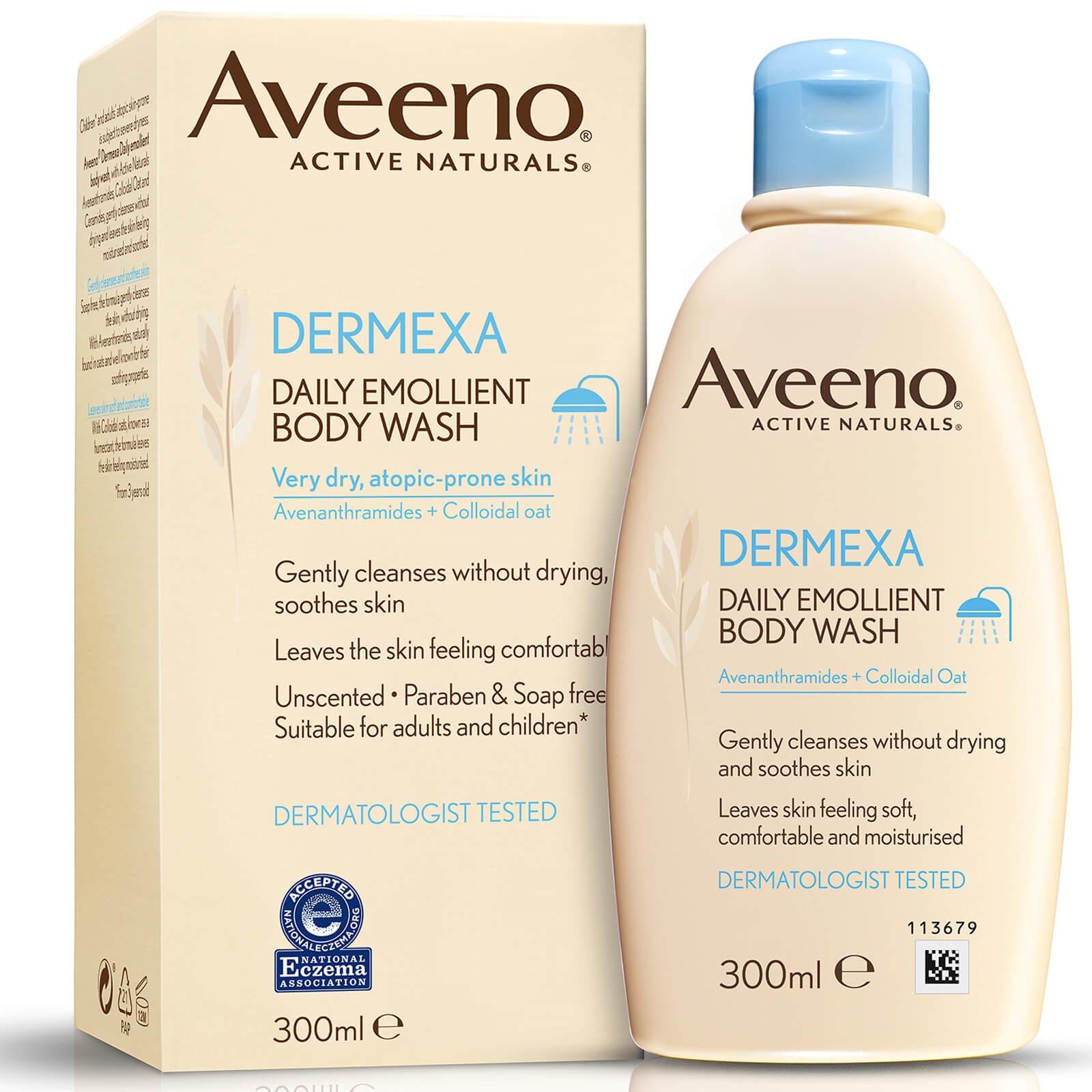 Aveeno Dermexa Emollient Body Wash