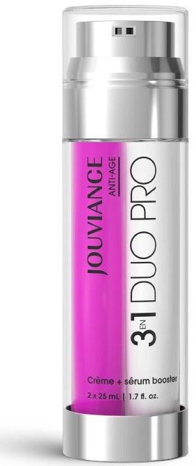 Jouviance 3-In-1 Duo Pro Advanced Anti-Aging Cream + Booster Serum