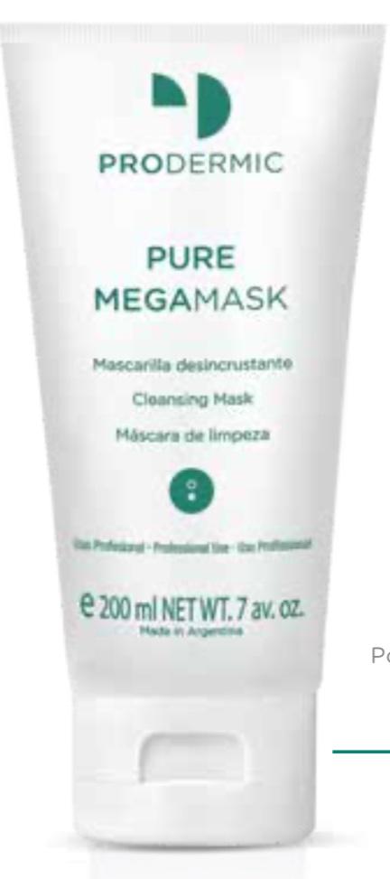 Prodermic Pure Mega Mask