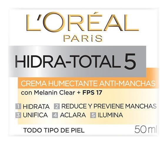 L'Oreal Hidra Total 5 Anti Manchas