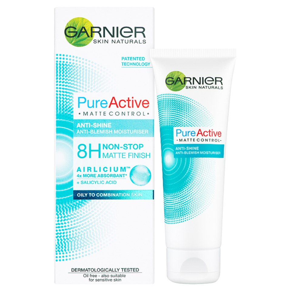 Garnier Pure Matte Control Moisturiser