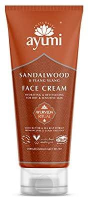 Ayumi Sandalwood & Ylang Ylang Face Cream