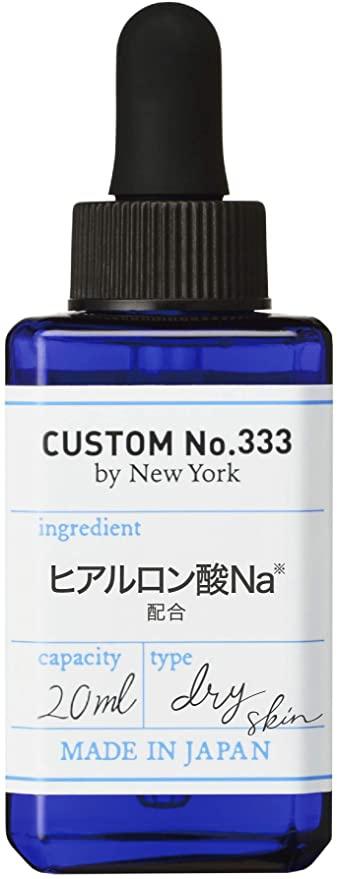 CUSTOM No.333 by New York Hyaluronic Acid