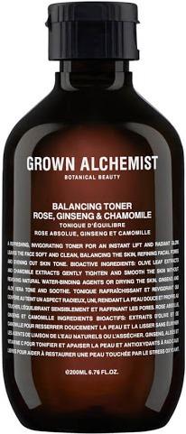 Grown Alchemist Rose, Ginseng, Chamomile Balancing Toner