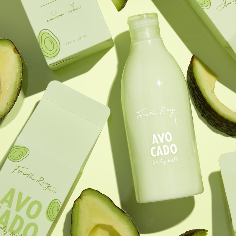 Fourth Ray Avocado Replenishing Body Milk