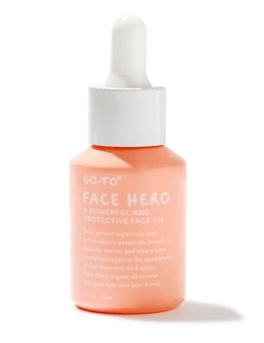 Go-To Skincare Face Hero