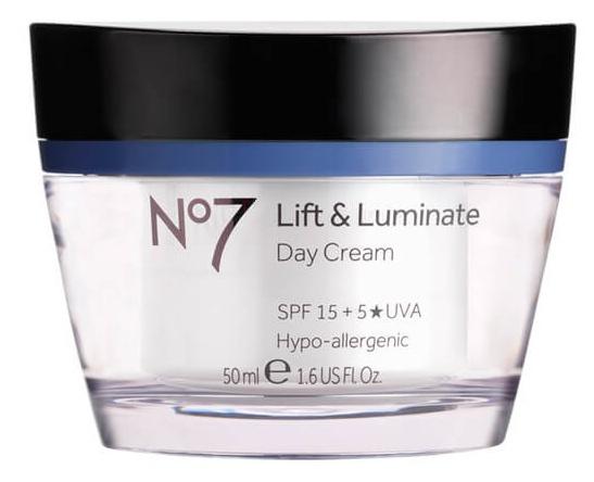 No7 Lift & Luminate Day Cream Spf 15