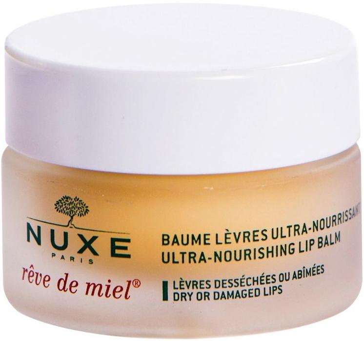 Nuxe Ultra-Nourishing Lip Balm Rêve De Miel