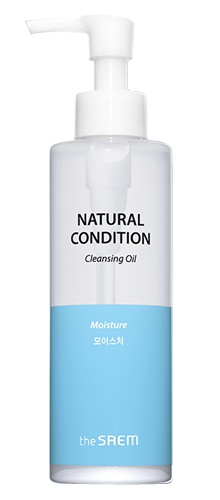 The Saem Natural Condition Cleansing Oil - Moisture