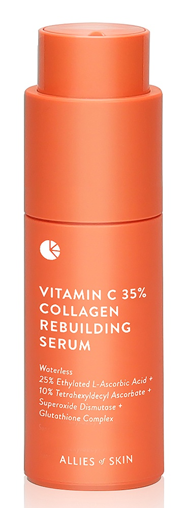 25.0% | Vitamin C 35% Collagen Rebuilding Serum