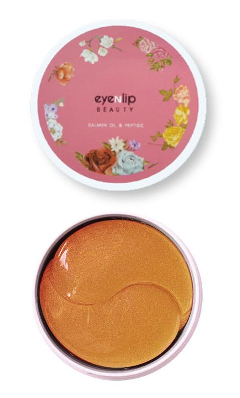 eyeNlip Hydrogel Eye Patch Salmon Oil & Peptide