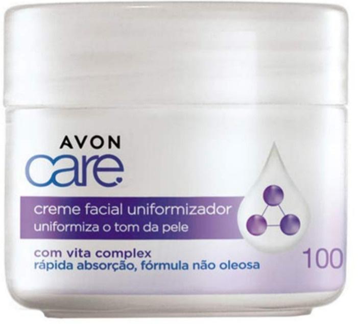 Avon Care Creme Facial Uniformizador