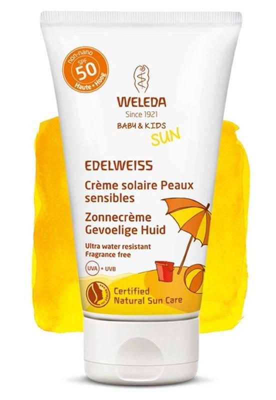 Weleda Spf 50 Sunscreen For Kids