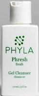 Phyla Phresh Gel Cleanser