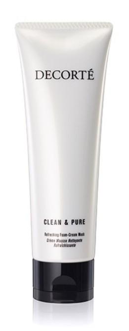 Cosme Decorte Clean & Pure - Refreshing Foam-Cream Wash