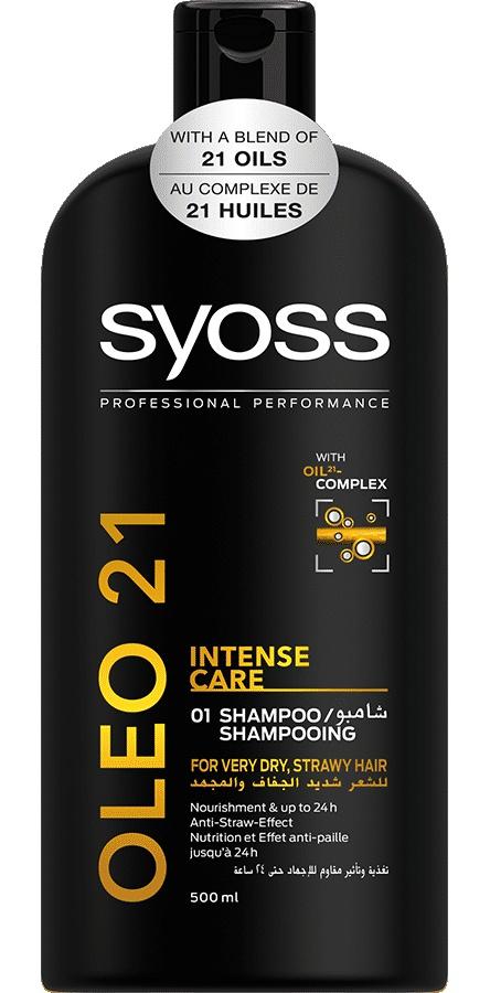 Syoss Oleo 21 Intense Care, 01 Shampoo