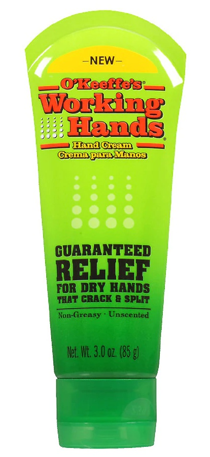O'Keeffe's Working Hands Hand Cream Tube