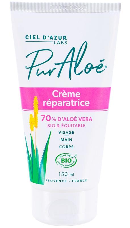 Pur'Aloe Repairing Cream - 70% Aloe Vera