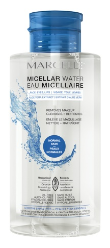 Marcelle Micellar Water - Dry Skin