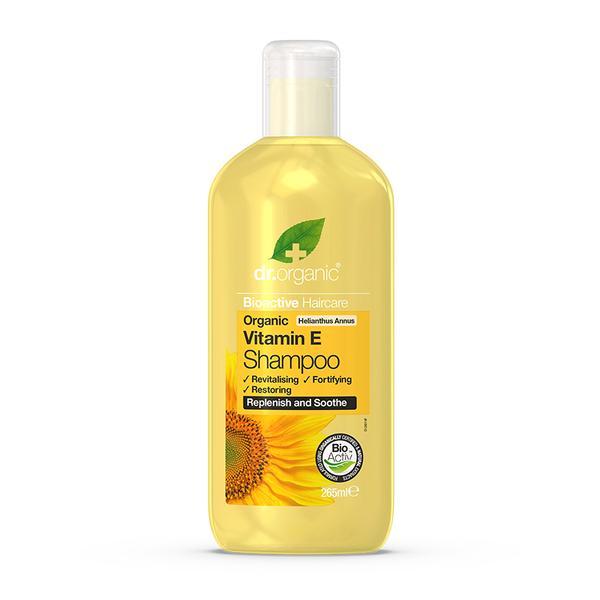 Dr Organic Vitamine E Shampoo
