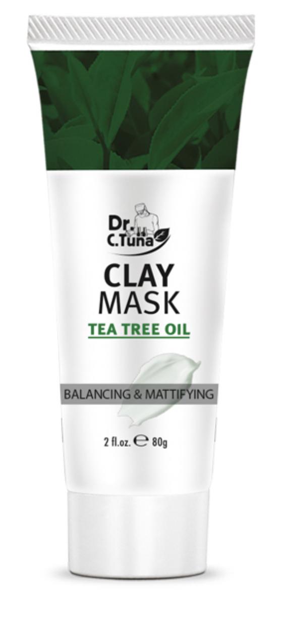 Dr. C. Tuna Tea Tree Clay Mask