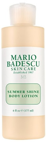Mario Summer Shine Body Lotion