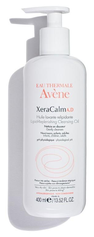 Avene Xeracalm A.D Lipid-Replenishing Cleansing Oil