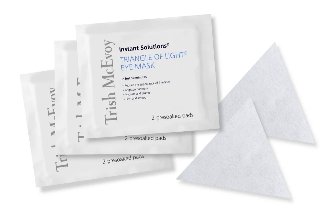 Trish McEvoy Instant Solutions Triangle Of Light Eye Mask