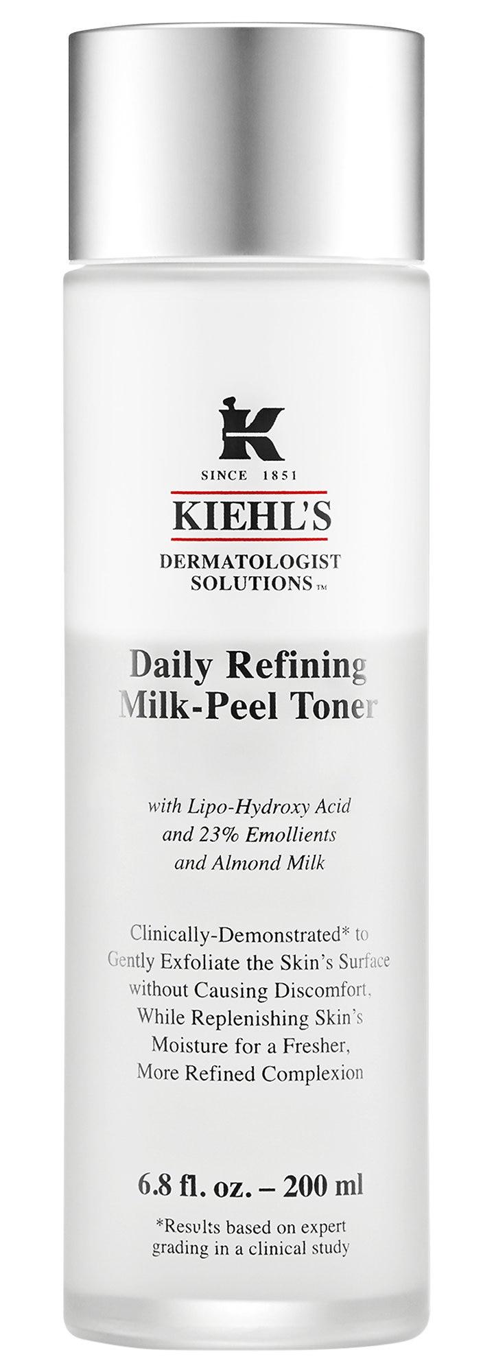 Kiehl's Daily Refining Milk Peel Toner