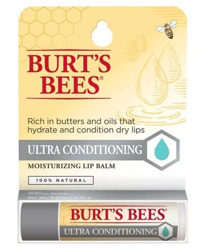 Burt's Bees Ultra Conditioning Moisturizing Lip Balm