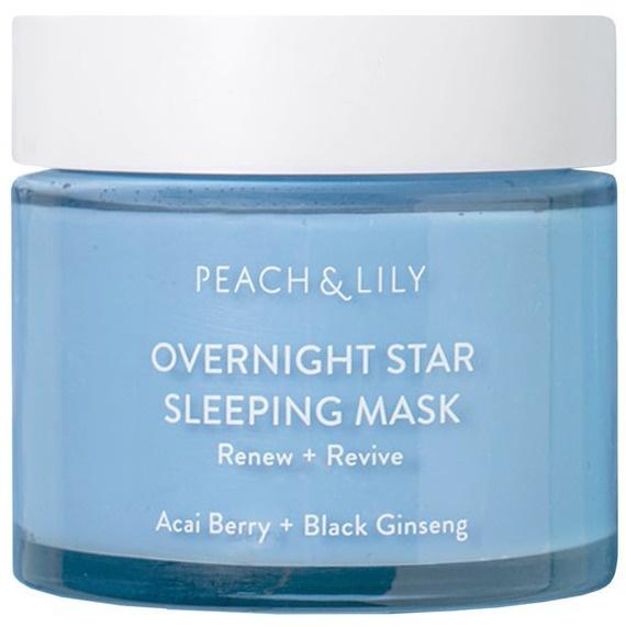 Peach & Lily Overnight Star Sleeping Mask