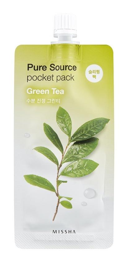 Missha Pure Source Pocket Pack - Green Tea