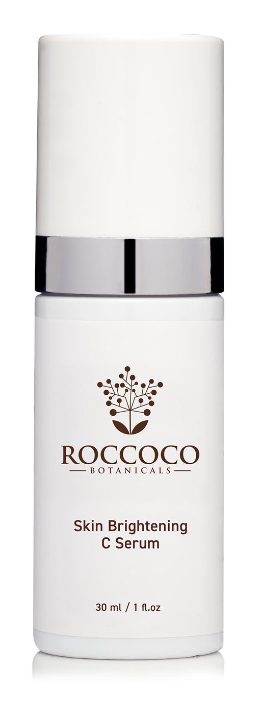 Roccoco Botanicals Skin Brightening C Serum