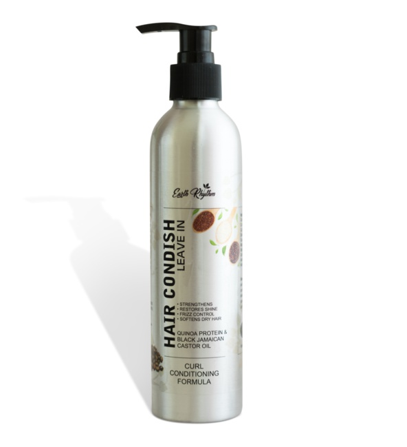 Earth Rhythm Hair Condish - Leave In Conditioner