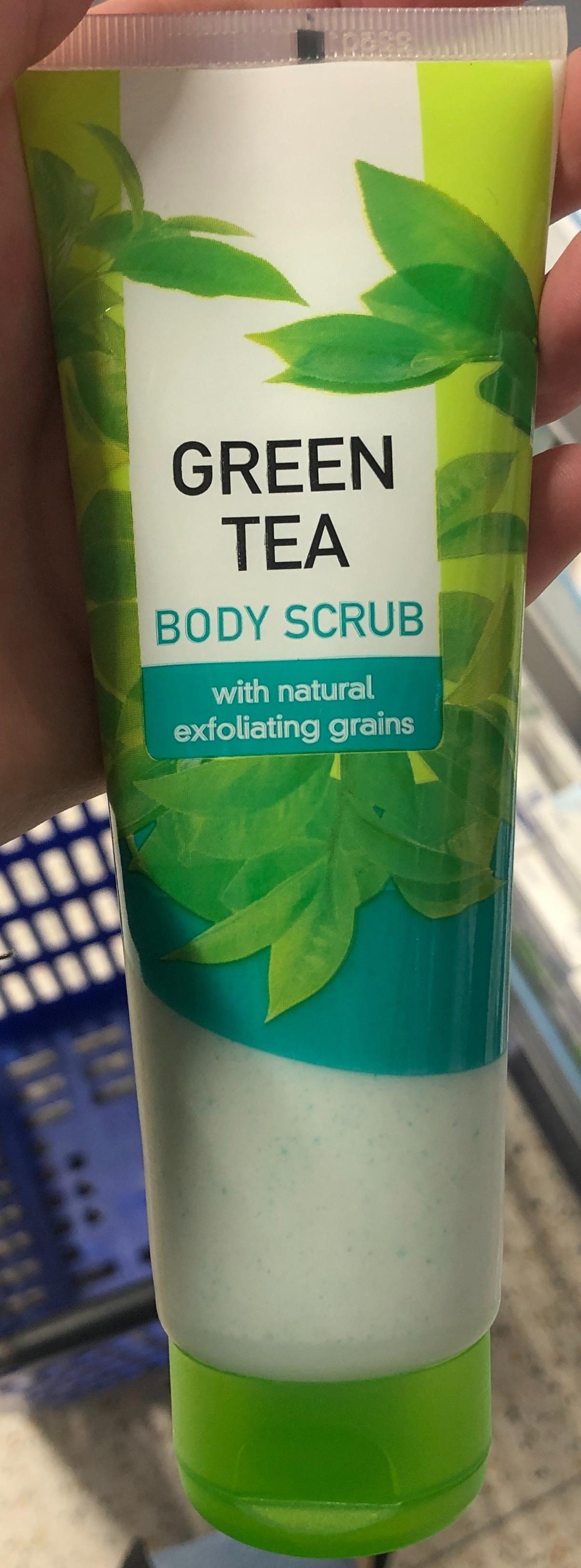 Action Green Tea Body Scrub