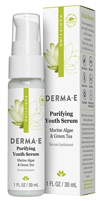 Derma E Youth Purifying Serum